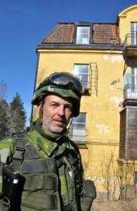 Peter Lasén - bataljonschef